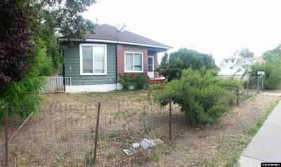 Reno Single Family Home New: 1285 E Ninth Street