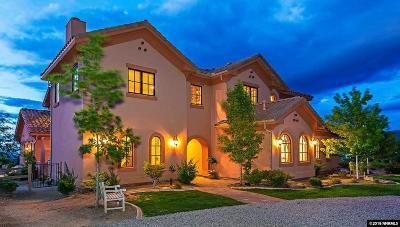 Reno Single Family Home New: 2435 Whites Creek Lane