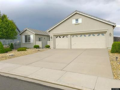 Reno Single Family Home Price Reduced: 2190 Heatherwood
