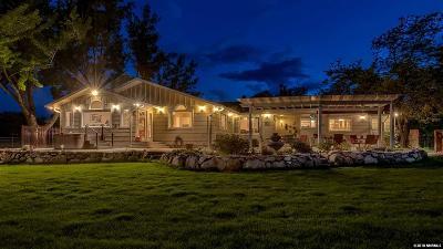 Reno Single Family Home Active/Pending-Call: 11500 Thomas Creek Road