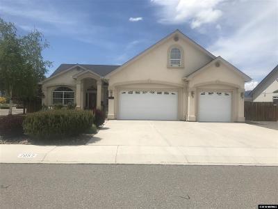 Minden Single Family Home Active/Pending-Short Sale: 2952 San Mateo