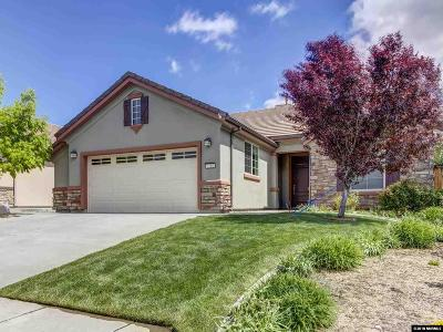 Washoe County Single Family Home New: 1280 Meridian Ranch Dr