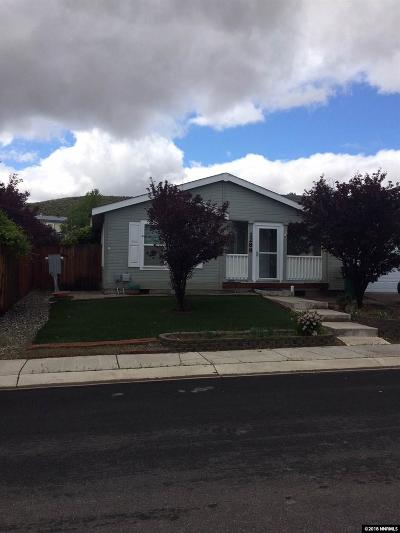 Washoe County Single Family Home New: 1288 Anchorage
