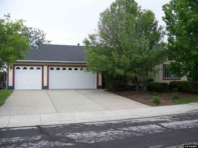 Washoe County Single Family Home New: 9874 Suncrest Dr.