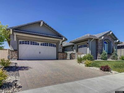 Washoe County Single Family Home New: 2020 Blue Boy Lane