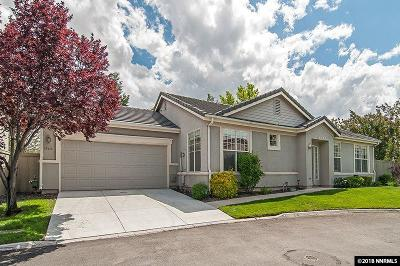 Washoe County Single Family Home New: 1648 Rocky Cove Ln.