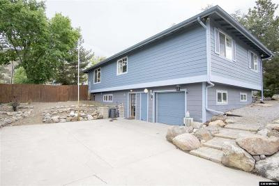 Washoe County Single Family Home Active/Pending-Loan: 14150 Virginia Foothills