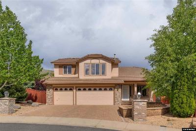 Reno Single Family Home New: 505 Ketchum Court