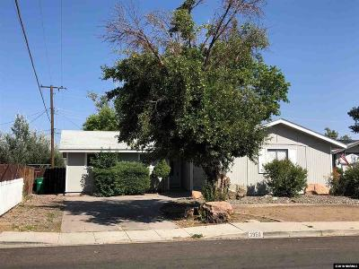 Sparks Single Family Home Back On Market: 3350 Probasco Way