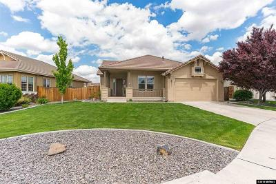 Sparks NV Single Family Home New: $389,990