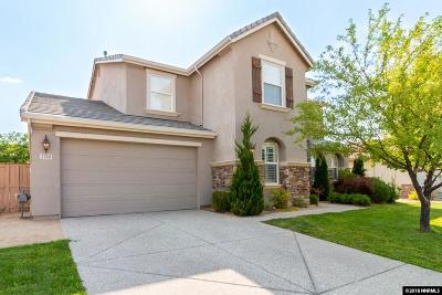 Reno Single Family Home New: 2740 Beach River Drive