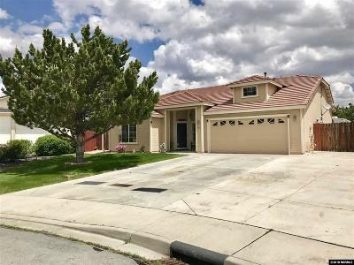 Sparks NV Single Family Home New: $359,950