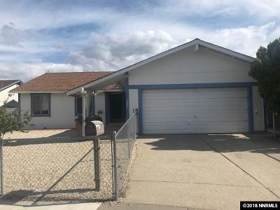 Reno NV Single Family Home New: $335,000