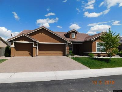 Sparks NV Single Family Home New: $559,950