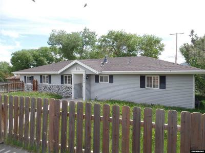 Winnemucca Single Family Home For Sale: 3080 Sage Heights Dr.