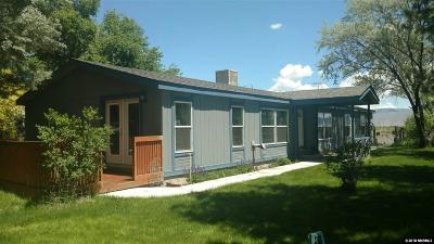 Battle Mountain Manufactured Home Active/Pending-Loan: 2025 Presidential Blvd