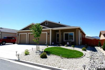 Reno Single Family Home Active/Pending-House: 18566 Outpost Ct.