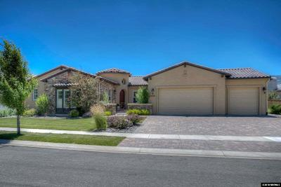 Single Family Home For Sale: 8524 Gypsy Hill Trail