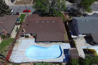 Sparks Single Family Home For Sale: 1735 Byrd