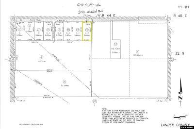 Battle Mountain Residential Lots & Land For Sale: 320 Allen Rd