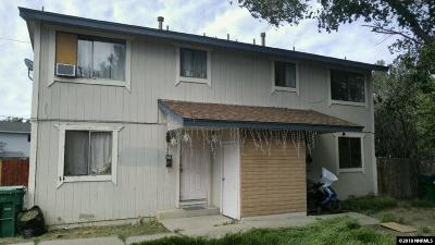 Sparks Multi Family Home Active/Pending-Call: 1060 12th Street