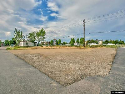 Minden Residential Lots & Land For Sale: 1752 Highway 395