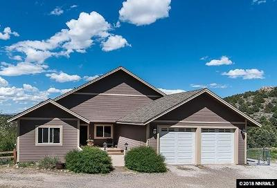 Storey County Single Family Home For Sale: 1685 Empire Rd