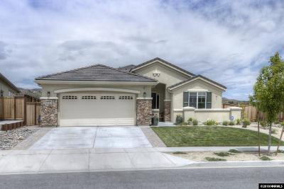 Washoe County Single Family Home For Sale: 9146 Kenton Trail