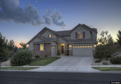 Reno Single Family Home For Sale: 3235 Quartzite