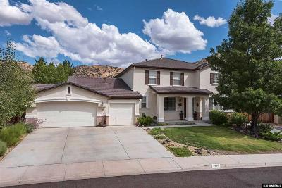 Reno Single Family Home For Sale: 5895 Stillmeadow