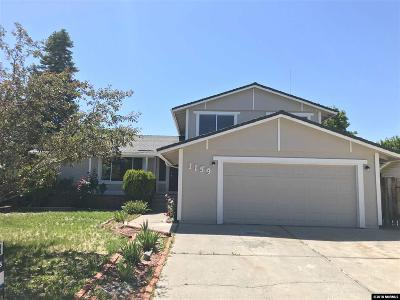 Single Family Home Active/Pending-Call: 1159 La Via Way