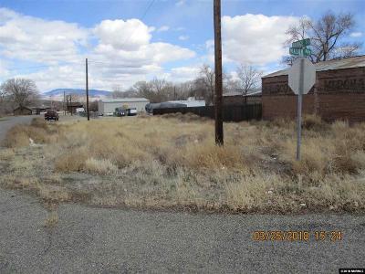 Yerington Residential Lots & Land For Sale: 573 Mason Ave