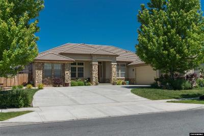 Sparks Single Family Home Active/Pending-House: 2850 Friar Rock Court