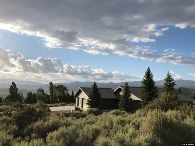 Single Family Home For Sale: 300 Nevada Road