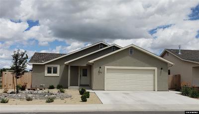 Fallon Single Family Home Active/Pending-Loan: 542 Cicada St.