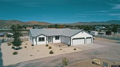 Reno Single Family Home For Sale: 10475 Osage Road