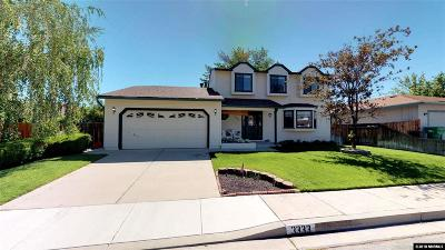 Carson City Single Family Home For Sale: 3333 Kitchen Drive