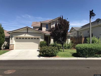 Sparks Single Family Home For Sale: 5932 Quintessa Court