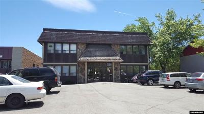 Reno Commercial For Sale: 620 E Plumb Lane