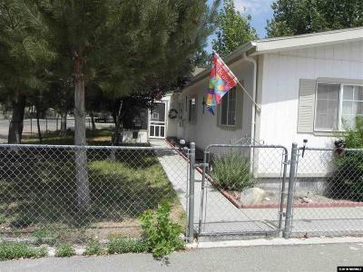 Winnemucca Manufactured Home For Sale: 6415 Nugget Dr.