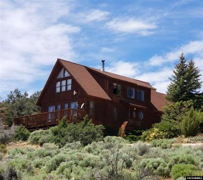 Reno Single Family Home For Sale: 1970 Applegate Road