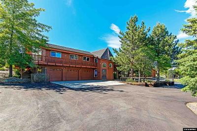 Reno, Sparks, Carson City, Gardnerville Single Family Home For Sale: 5545 Wildwood Drive