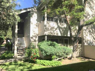 Sparks Condo/Townhouse For Sale: 2136 Roundhouse Rd
