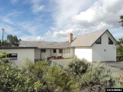 Carson City Single Family Home For Sale: 1851 S Deer Run
