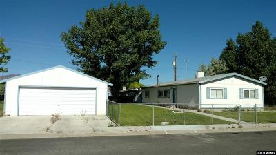 Battle Mountain Manufactured Home Active/Pending-Loan: 507 Northgate Drive