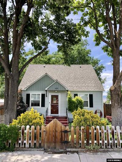 Single Family Home Active/Pending-Loan: 605 Stanford