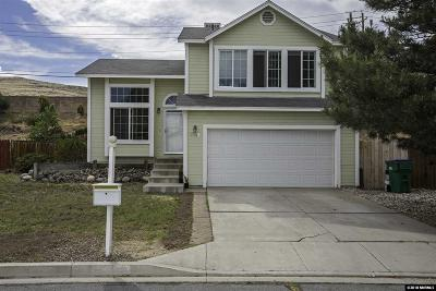Sparks Single Family Home Active/Pending-Call: 7265 Lindsey Ln.