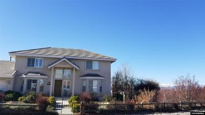 Sparks Single Family Home Active/Pending-Loan: 8900 Jedediah Smith