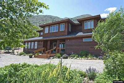 Single Family Home For Sale: 136 Pioneer Trail