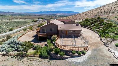 Reno, Sparks, Carson City, Gardnerville Single Family Home For Sale: 550 Calle De La Plata